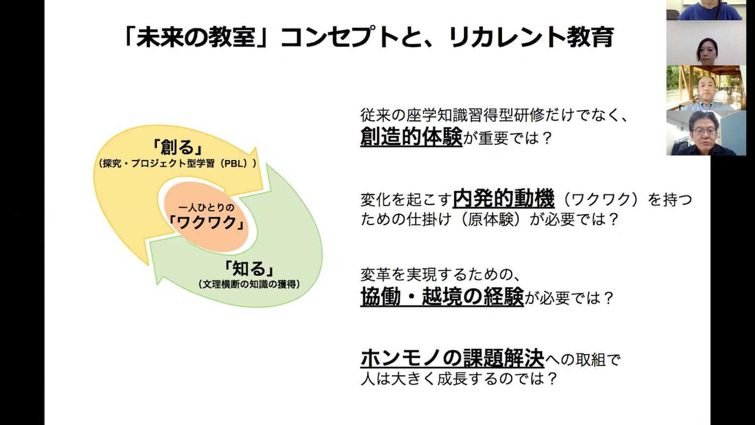 は リカレント 教育 と リカレント教育とは|日本における重要性と、学び直し実施の課題を解説